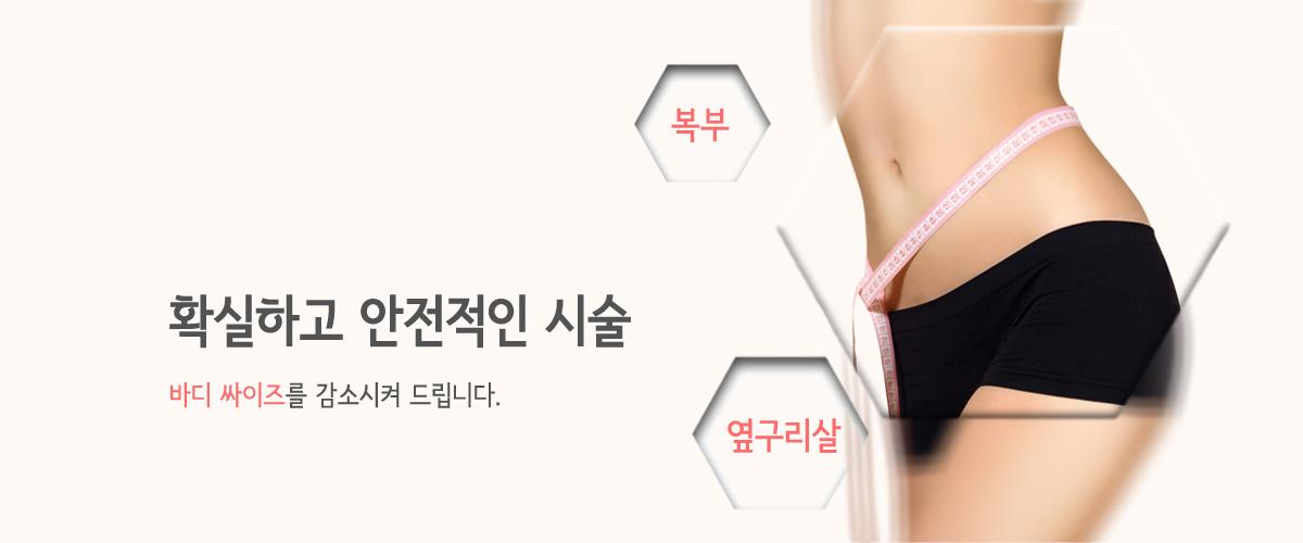 복부 & 옆구리 클리닉 소개