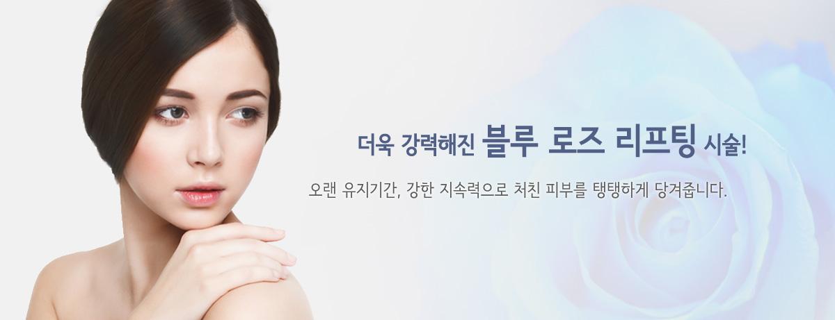 블루 로즈 (민트) 리프팅 소개